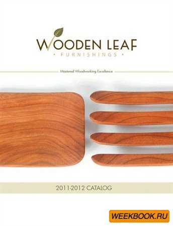 Wooden Leaf Furnishings - Catalog 2011/2012
