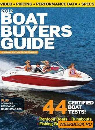Boating - Boat Buyers Guide 2012