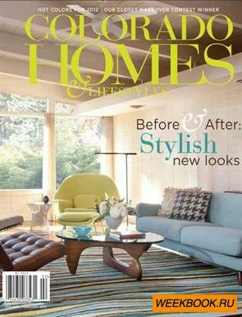 Colorado Homes & Lifestyles - January/February 2012