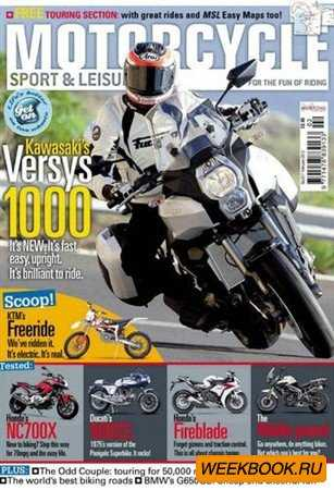 Motorcycle Sport & Leisure - February 2012