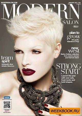 Modern Salon - January 2012