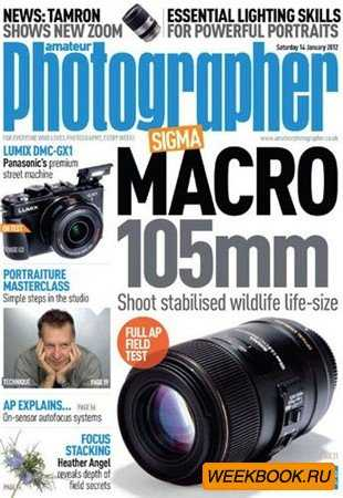 Amateur Photographer - 14 January 2012