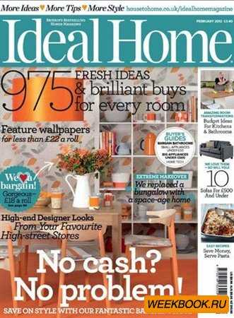 Ideal Home - February 2012