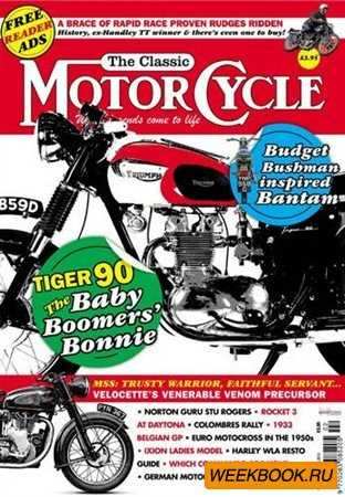 The Classic MotorCycle - February 2012