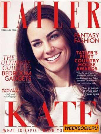 Tatler - February 2012 (UK)