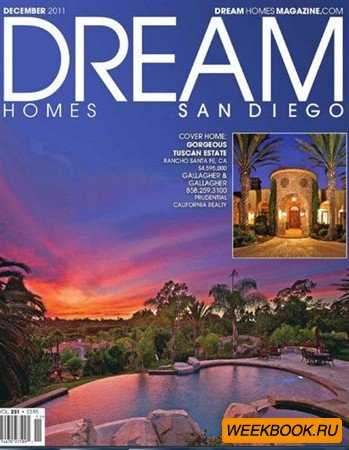 Dream Homes - December 2011 (San Diego)