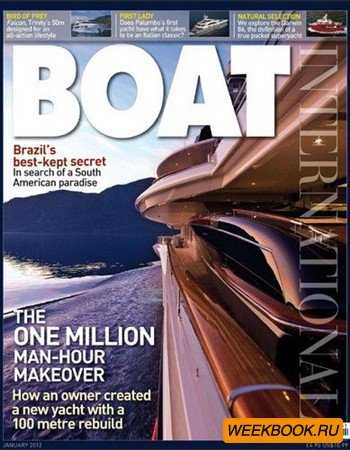 Boat International - January 2012 (UK)