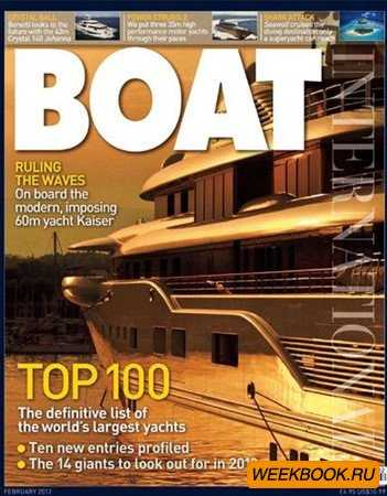 Boat International - February 2012
