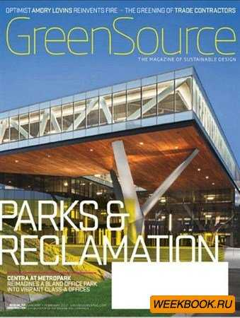 GreenSource - January/February 2012
