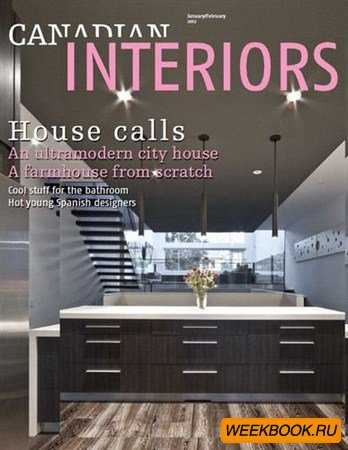 Canadian Interiors - January/February 2012