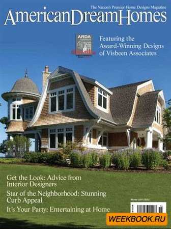American Dream Homes - Winter 2011/2012