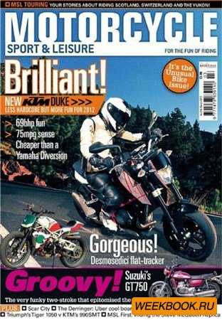 Motorcycle Sport & Leisure - March 2012