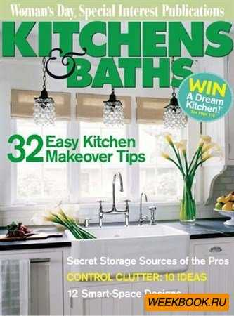 Kitchens & Baths - Vol.17 No.6