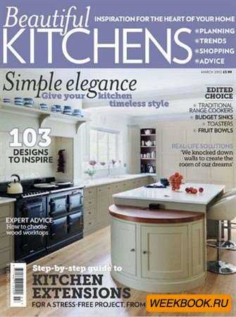 Beautiful Kitchens - March 2012