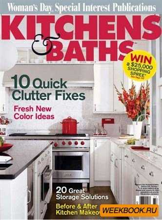 Kitchens & Baths - Vol.17 No.7