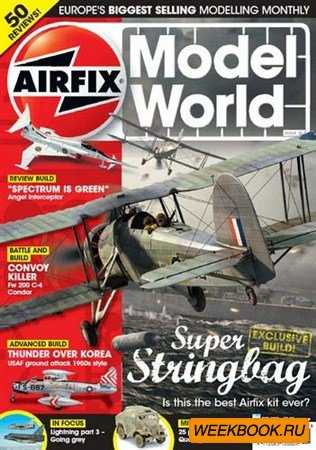 Airfix Model World - February 2012
