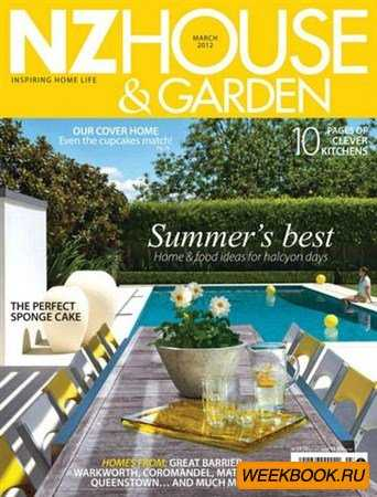 NZ House & Garden - March 2012