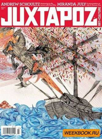 Juxtapoz - March 2012