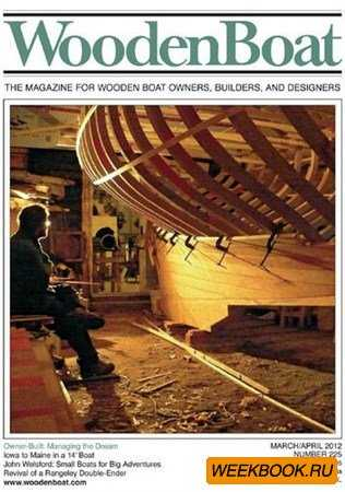WoodenBoat - March/April 2012