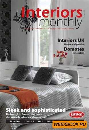 Interiors Monthly - February 2012