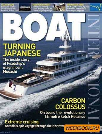 Boat International - March 2012 (UK)