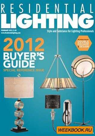 Residential Lighting - February 2012