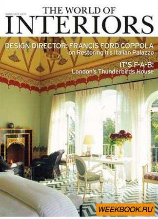 The World of Interiors - March 2012