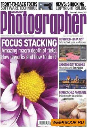 Amateur Photographer - 11 February 2012