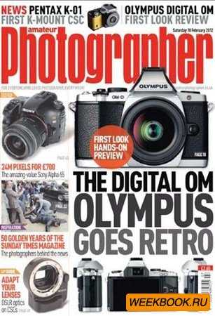 Amateur Photographer - 18 February 2012