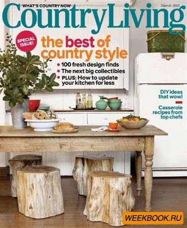 Country Living - March 2012 (US)