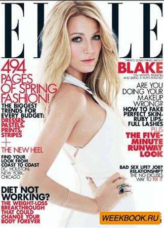ELLE - March 2012 (US)