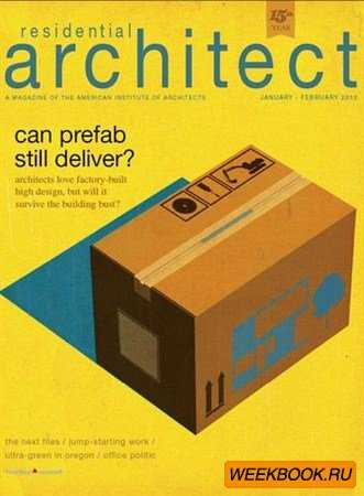 Residential Architect - January/February 2012