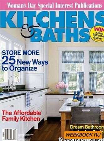 Kitchens & Baths - Vol.18 No.3