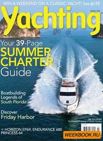 Yachting - March 2012 (US)