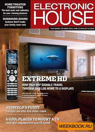 Electronic House - March/April 2012