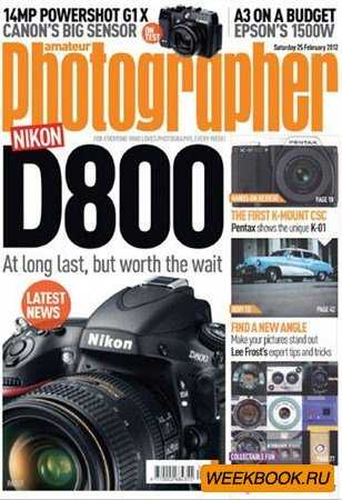 Amateur Photographer - 25 February 2012