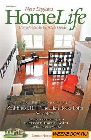 New England HomeLife - March 2012