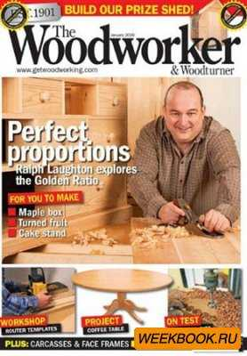 The Woodworker & Woodturner - January 2010