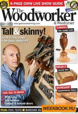 The Woodworker & Woodturner - April 2010