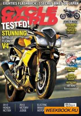 Cycle World - April 2012