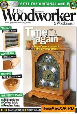 The Woodworker & Woodturner - September 2010