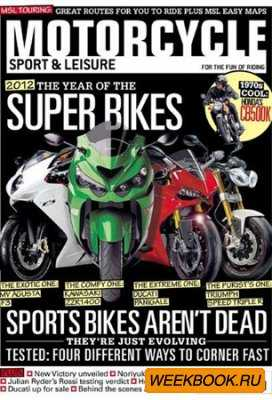 Motorcycle Sport & Leisure - April 2012