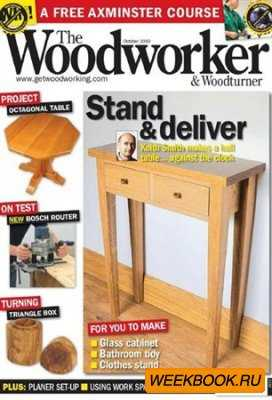 The Woodworker & Woodturner - October 2010