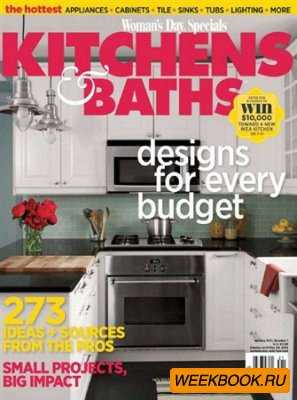 Kitchens & Baths - Vol.22 No.01 (2012)