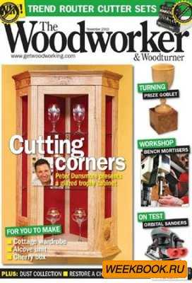 The Woodworker & Woodturner - November 2010