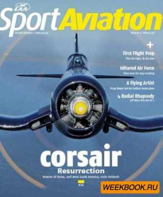 EAA Sport Aviation Vol. 61 - February 2012