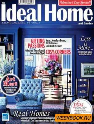 The Ideal Home and Garden - February 2012