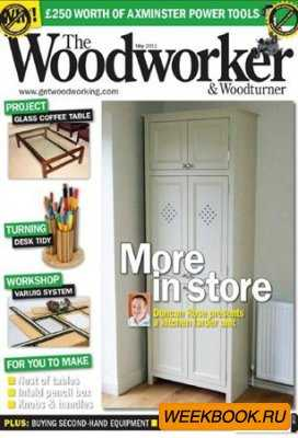 The Woodworker & Woodturner - May 2011