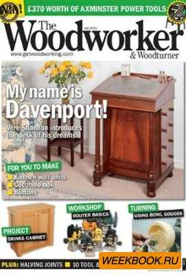 The Woodworker & Woodturner - July 2011
