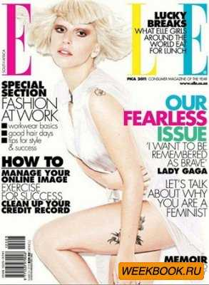 Elle - March 2012 (South Africa)